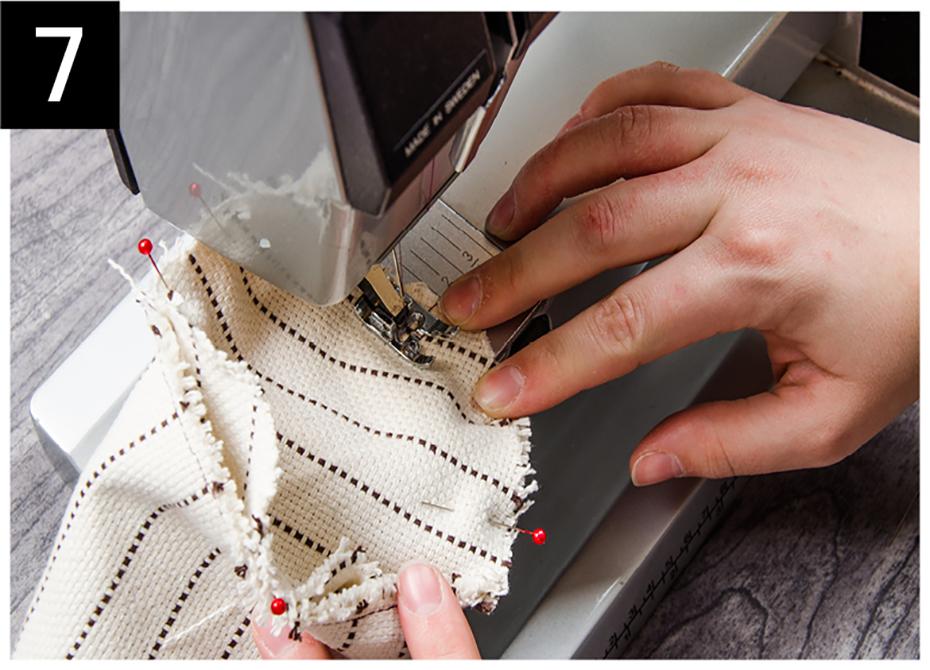 Fabric pot cover   Clubtissus.com