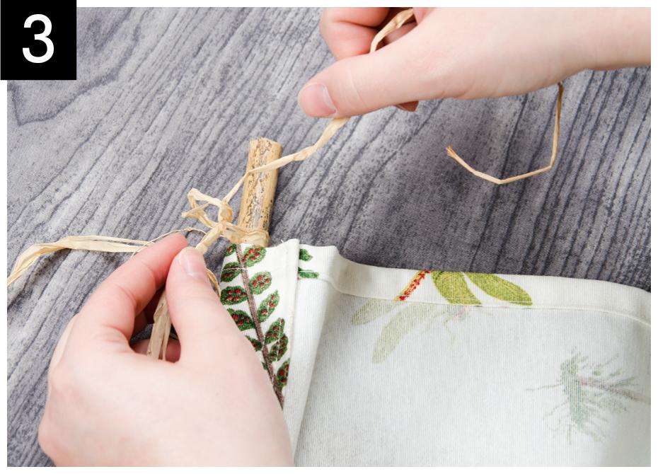 3 façons d'exposer un tissu | Clubtissus.com