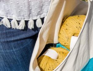Sac de tricot | Clubtissus.com