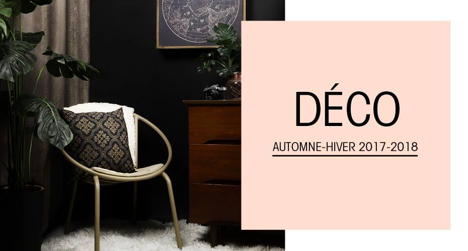 catalogue d co automne hiver 2017 2018 club tissus blog. Black Bedroom Furniture Sets. Home Design Ideas