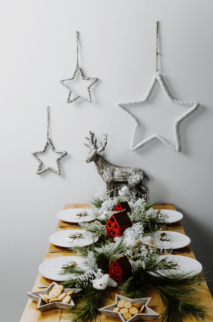 Christmas table | Clubtissus.com
