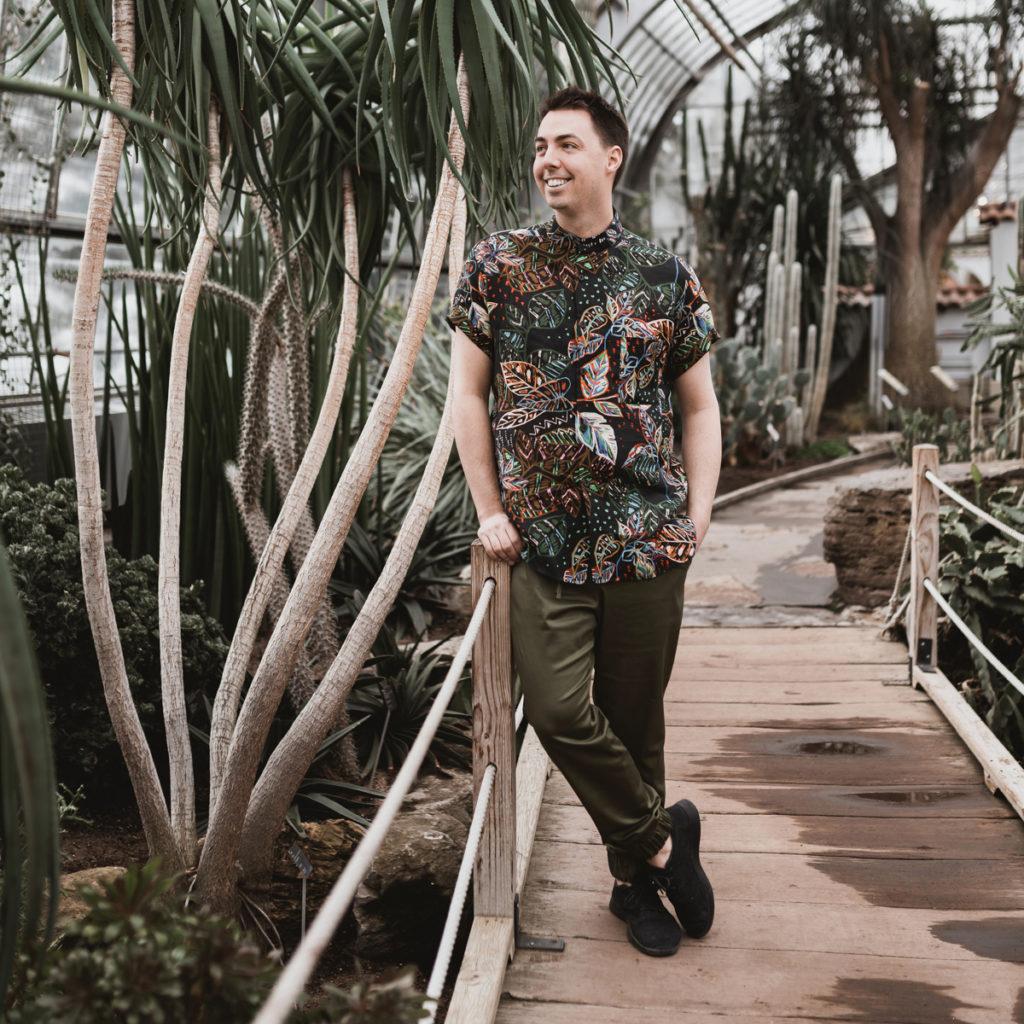 Aventure tropicale look printemps-été 2019