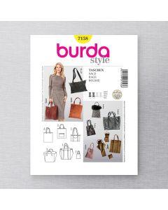 BURDA - 7158 ACCESSOIRES - SACS