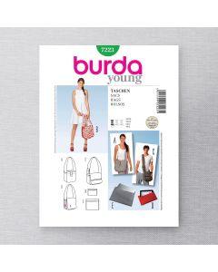 BURDA - 7223 ACCESSOIRES - SACS