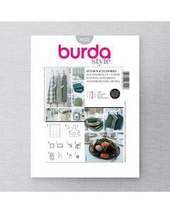 BURDA - 8125 DÉCOR ACCESSOIRES DE CUISINE