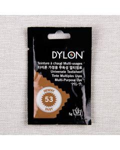 TEINTURE DYLON 5 G - POUSSIÈRE DE DÉSERT