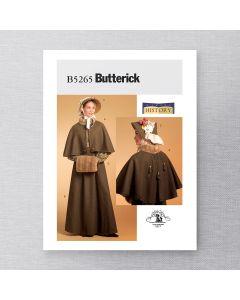 BUTTERICK - B5265 ACCESSOIRES HISTORIQUES POUR FEMME