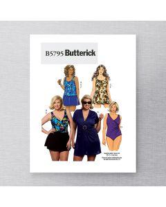 BUTTERICK - B5795 TENUE DE PLAGE POUR FEMME