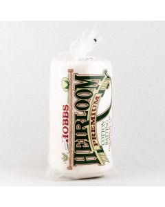 BOURRE POLY/COTON HEILOOM PREMIUM PAR HOBBS - 81X96