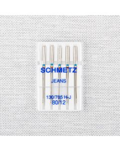 AIGUILLES À DENIM SCHMETZ - 80/12