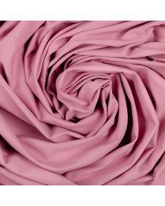 JERSEY DE COTON - BOIS DE ROSE