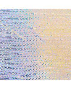 TRICOT DISCO HOLOGRAM - BLUSH
