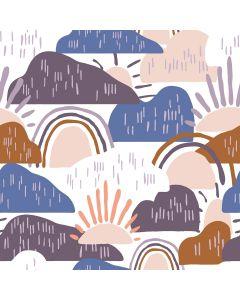 COTON DEAR ISLA PAR HOPE JOHNSON POUR COTTON + STEEL - HILLTOP WATERDROP