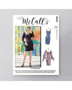 MCCALLS - M8034 ROBES POUR FEMME
