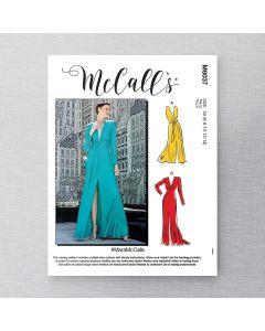 MCCALLS - M8037 ROBES OCCASION SPÉCIAL POUR FEMME
