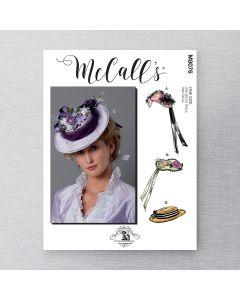 MCCALLS - M8076 CHAPEAUX POUR FEMMES - TAILLE UNIQUE