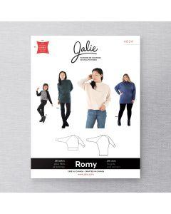 JALIE 4024 - PULL ET TUNIQUE ROMY
