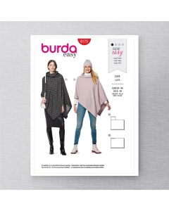BURDA - 6175 CAPES POUR FEMMES