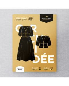 DEER AND DOE D0040 - ROBE ORCHIDEE POUR FEMMES