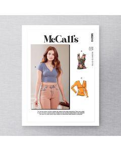 MCCALLS - M8219 HAUTS POUR FEMMES