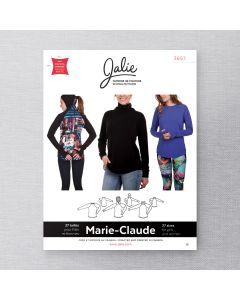 JALIE 3667 - CHANDAILS RAGLAN MARIE-CLAUDE